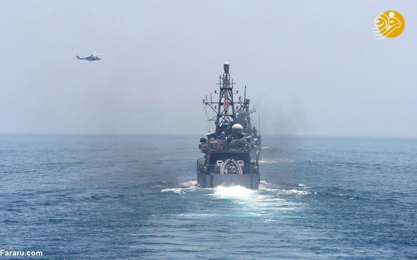 افزایش تحرکات نظامی آمریکا در اطراف ایران