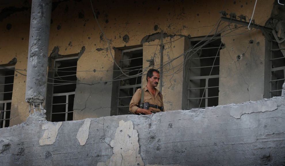 واکنش عراق به عملیات موشکی سپاه در اربیل
