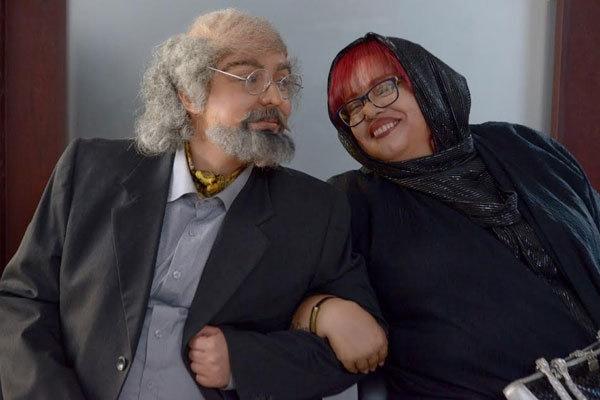 (تصویر) بهاره رهنما دست در دست بازیگر زنی که مرد شد