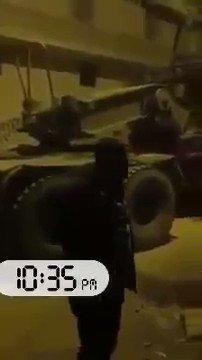 ورود ارتش ترکیه به سوریه و دستور آمادهباش به شورشیان