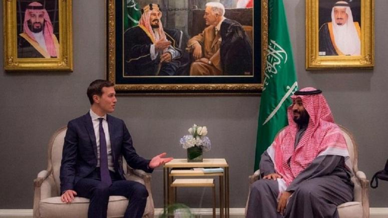 مقامات اسرائیلی: کوشنر با حاکمان عرب خلیج فارس مانند