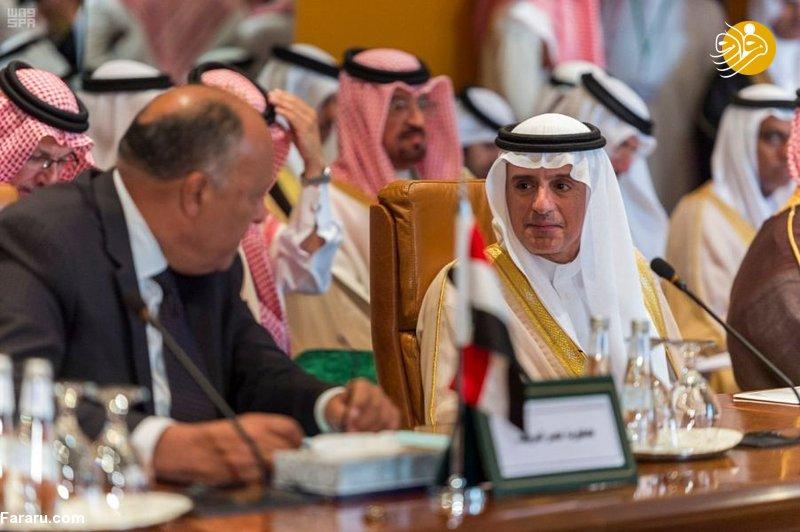 بازگشت لفاظی عربستان علیه ایران
