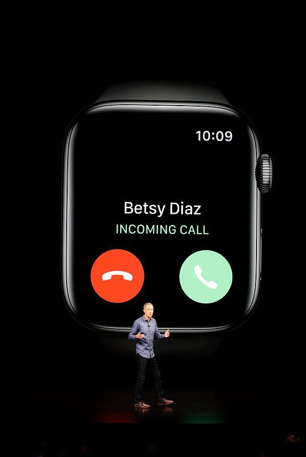 (تصاویر) اپل از از آیفون Xs رونمایی کرد