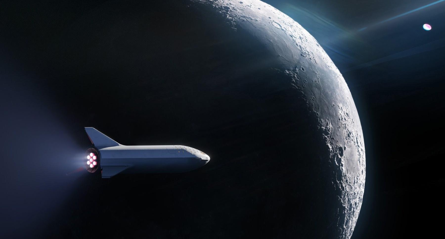 اولین توریست کره ماه، بلیت خود را رزرو کرد