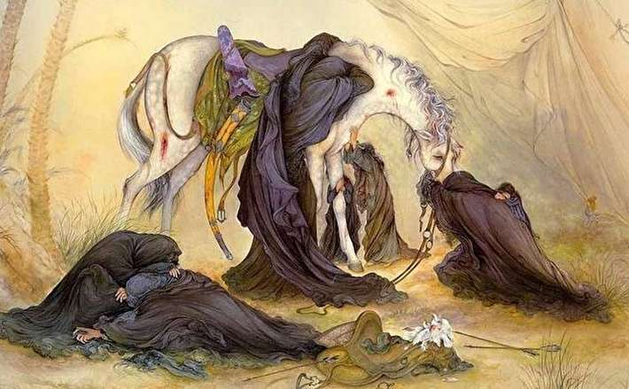 (بشنوید) مصیبت حضرت زینب