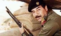 صدام حسین برای