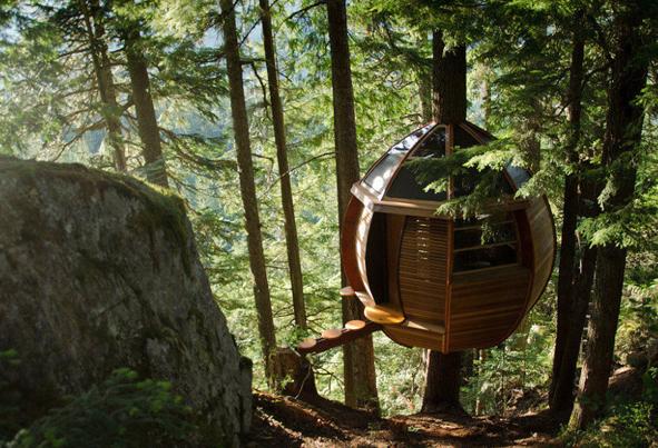 (تصاویر) هیجانانگیزترین خانههای جهان