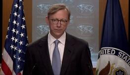 برایان هوک: به دنبال امضای عهدنامهای جدید با ایران هستیم
