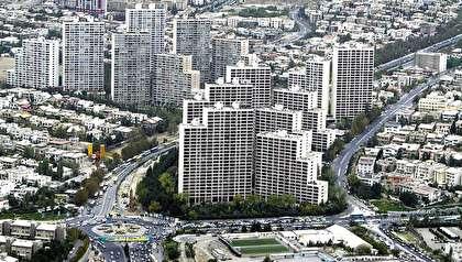 قیمت آپارتمانهای ۶۰ تا ۸۰ متری در تهران