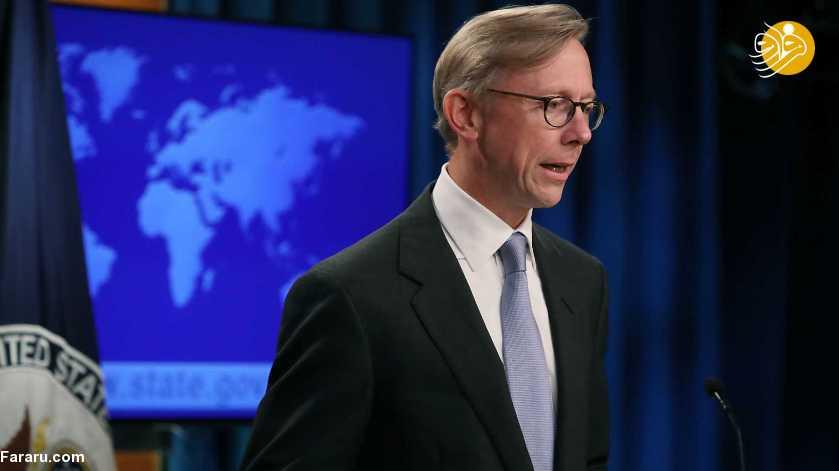 برایان هوک: آمادهایم مزایای عظیم و بزرگی به ایران بدهیم