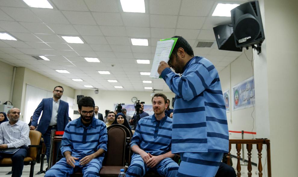 خنده دههشصتیها در دادگاه مفاسد اقتصادی