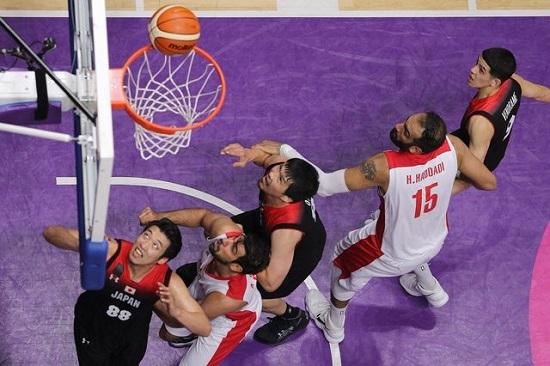 بسکتبال ایران از کره انتقام گرفت و فینالیست شد