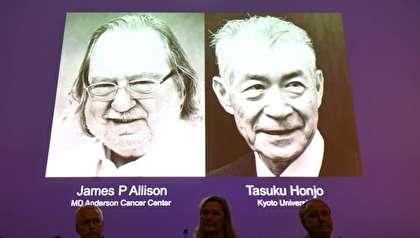 توسعهدهندگان درمان سرطان، برنده نوبل پزشکی شدند