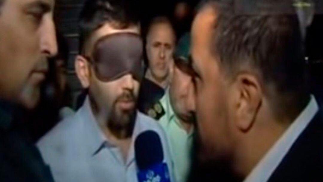 (ویدئو) مدیرعامل سکه ثامن دستگیر شد