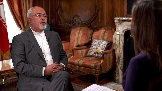 ظریف: درِ مذاکره با آمریکا را نبستهایم