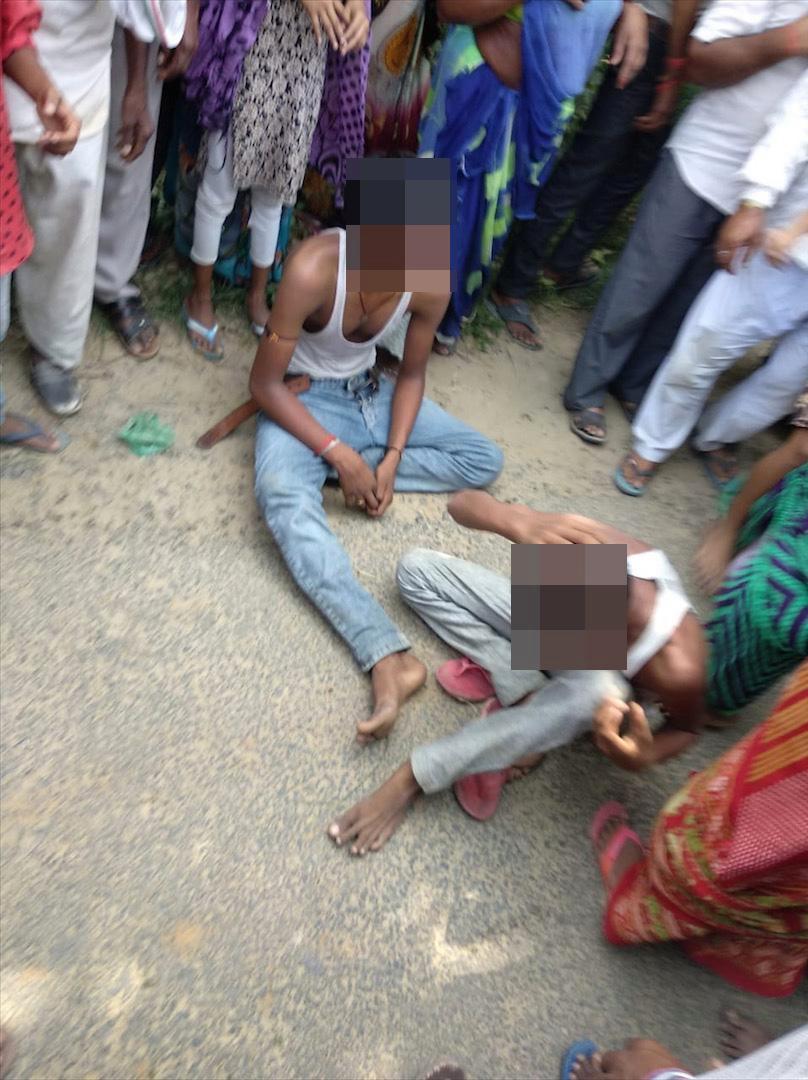 (تصاویر) دختر هندی پس از تجاوز با روسری حلق آویز شد