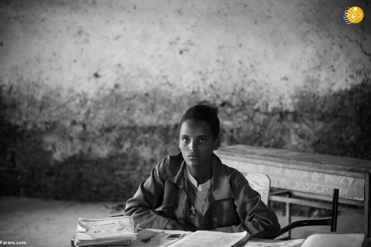 (تصاویر) داستان تکاندهنده تجاوز به دختران نابینای اتیوپی