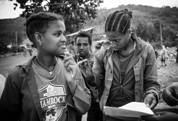 (تصاویر) داستان تکاندهنده تجاوز به دختران نابینا