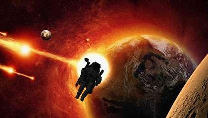 فضانوردانی که به مریخ میروند خود را