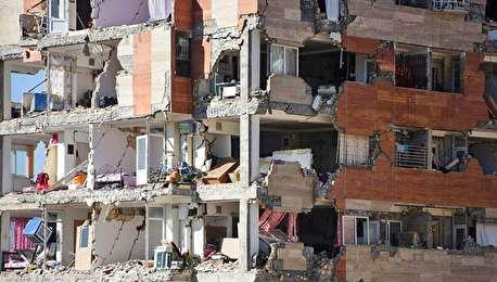 وضعیت مسکن مهر سرپل ذهاب ۱۰ ماه پس از زلزله