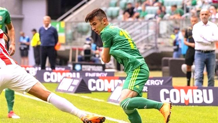 پشیمانی فرشاد احمد زاده از حضور در لیگ لهستان