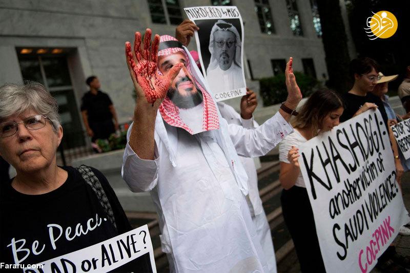 روایت هولناک از قتل خاشقجی در ۷ دقیقه؛ سلاخی جسد با موسیقی!