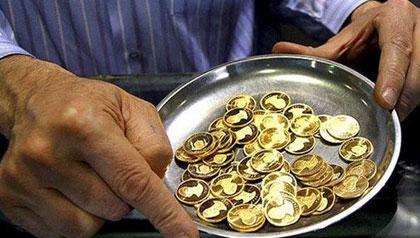 قیمت ظهر امروز سکه ۴ میلیون و ۲۷۰ هزار تومان