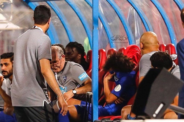 ستاره اماراتی جام ملتهای آسیا را از دست داد