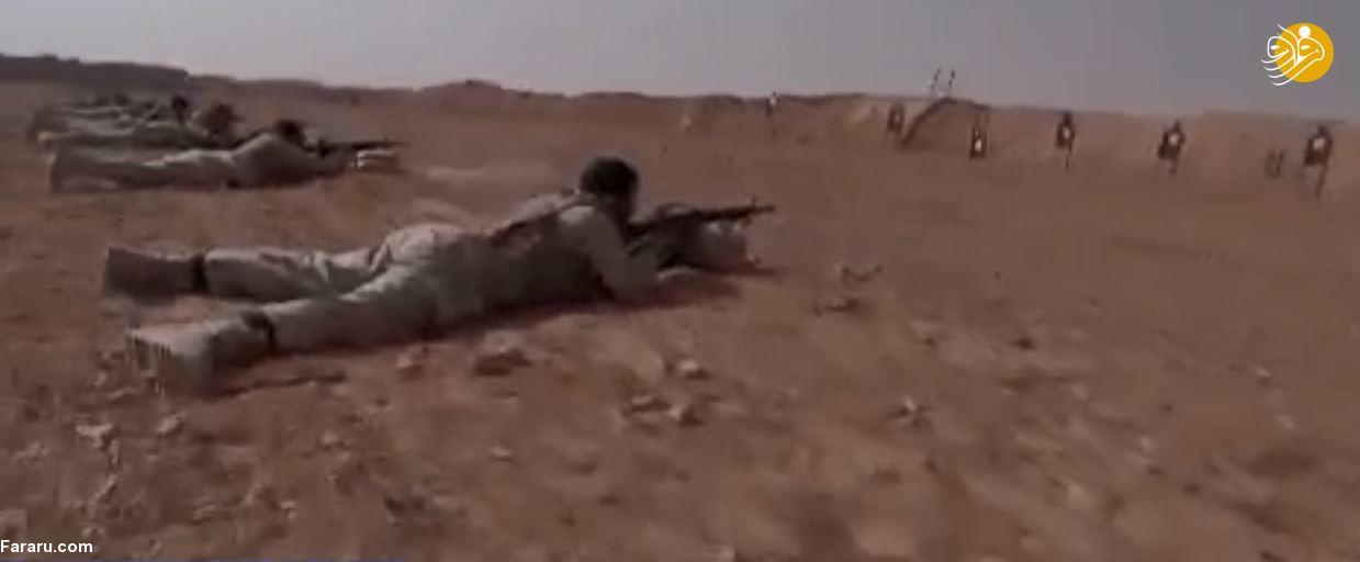 (تصاویر) انتشار نخستین تصاویر از درون پایگاه ضدایرانی آمریکا در سوریه// در حال تدوین