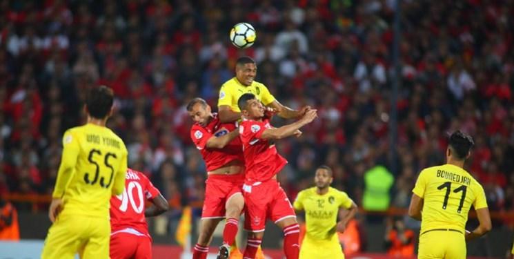 اولین حضور پرسپولیس در فینال لیگ قهرمانان