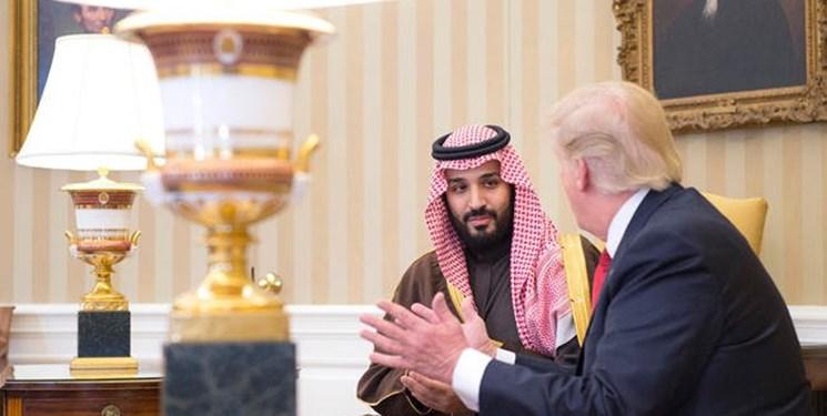 ترامپ: فکر نمیکنم سعودیها به من خیانت کرده باشند