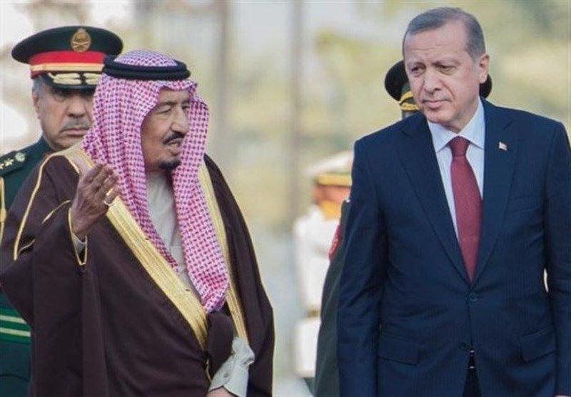جزئیات جنجالی گفتوگوی تلفنی ملک سلمان با اردوغان