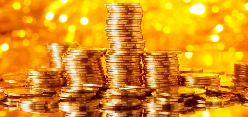 قیمت طلا و سکه در بازار دوشنبه ۱۴ آبان ۹۷