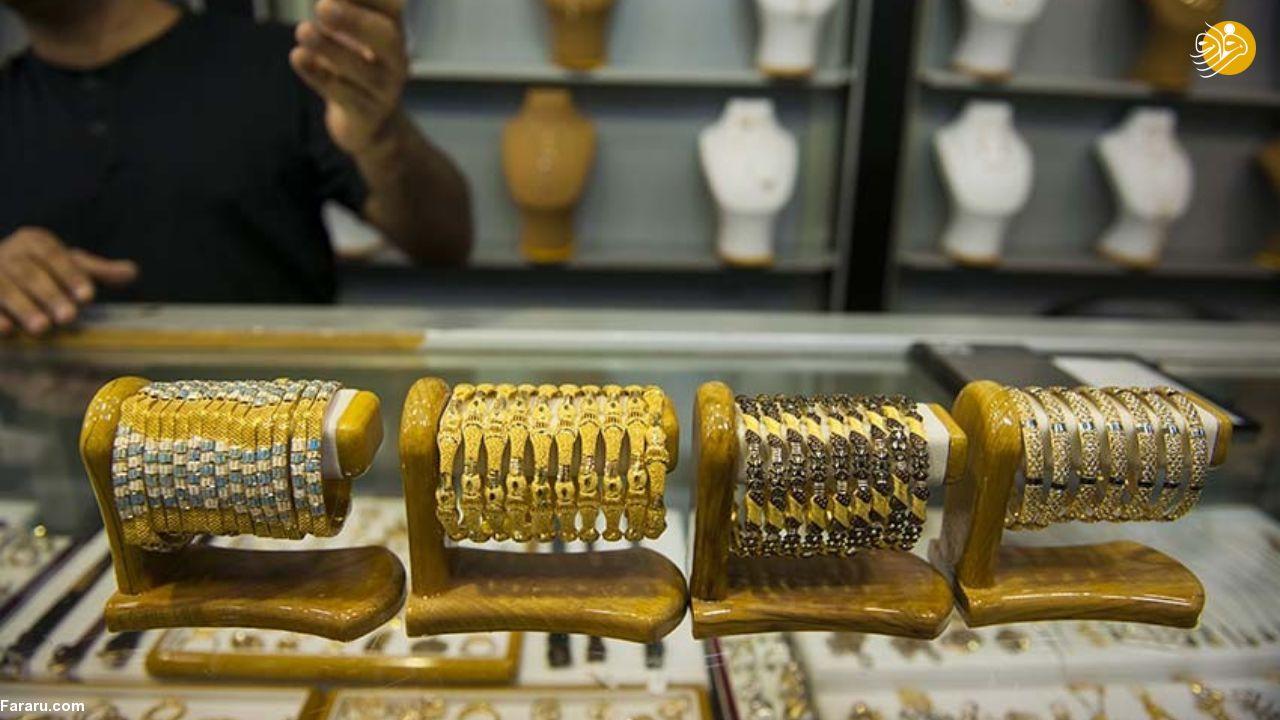 قیمت طلا و سکه در بازار سه شنبه ۱۵ آبان ۹۷