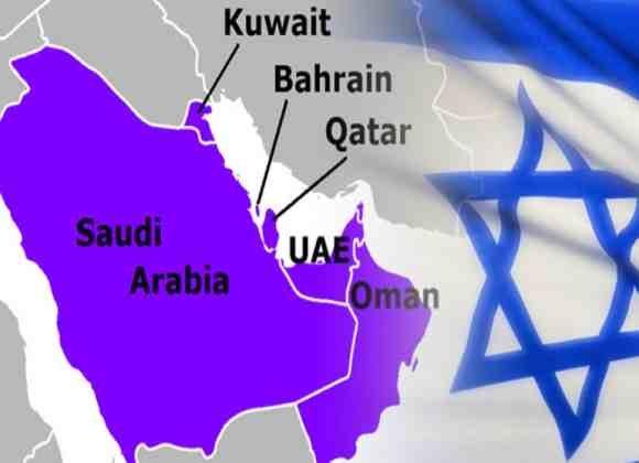 احداث خط راهآهن بین اسرائیل و کشورهای عربی