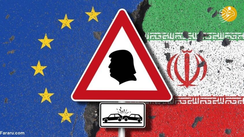اروپا در دوراهی تحریمها