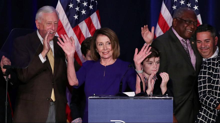 انتخابات کنگره آمریکا؛ دموکراتها اکثریت را در مجلس نمایندگان به دست گرفتند