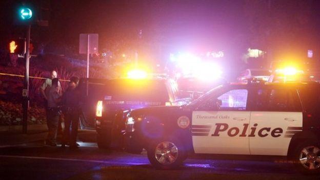 جزییات کشتار در کالیفرنیا؛ عامل حمله تفنگدار ارتش آمریکا بوده است