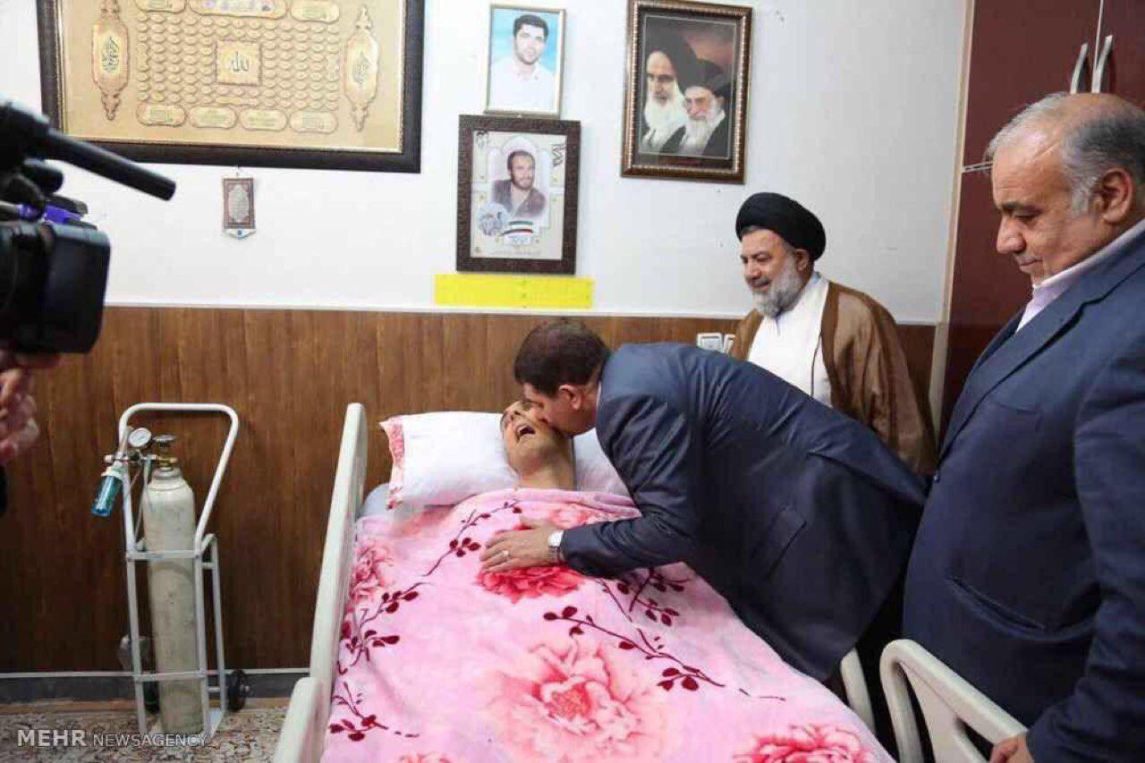 ماجرای هدیه رهبر انقلاب به شهید نورخدا موسوی