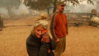 (تصاویر) آتش با کالیفرنیا چه کرد؟