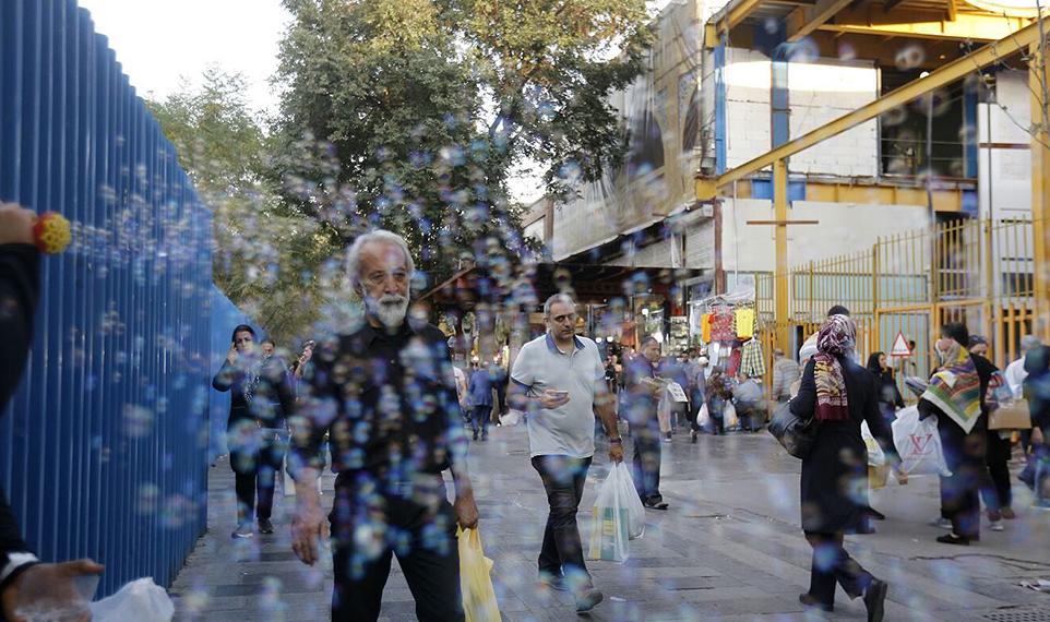 جنبههای تراژیک زندگی روزمره در ایران