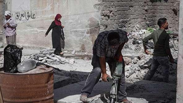 (تصاویر) داعش با موصل چه کرد؟