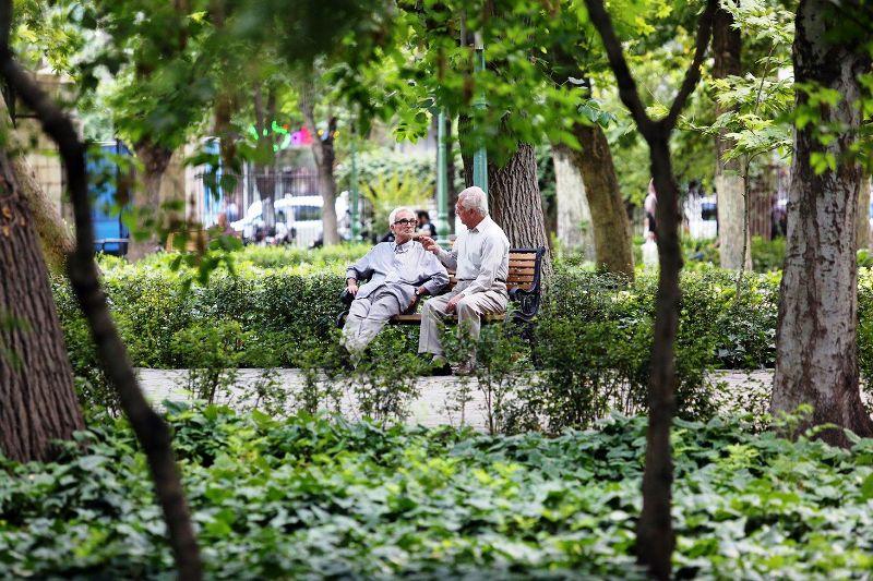 چرا بازنشستههای ایرانی را باید زورکی به خانه فرستاد؟