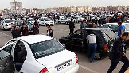 قیمت انواع خودرو در بازار امروز سهشنبه ۲۲ آبان ۹۷
