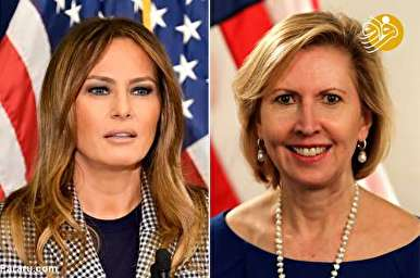 دعوای زنانه در کاخ سفید