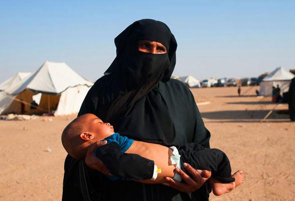 (تصاویر) داعش چه بلایی بر سر مردم دیرالزور سوریه آورد؟