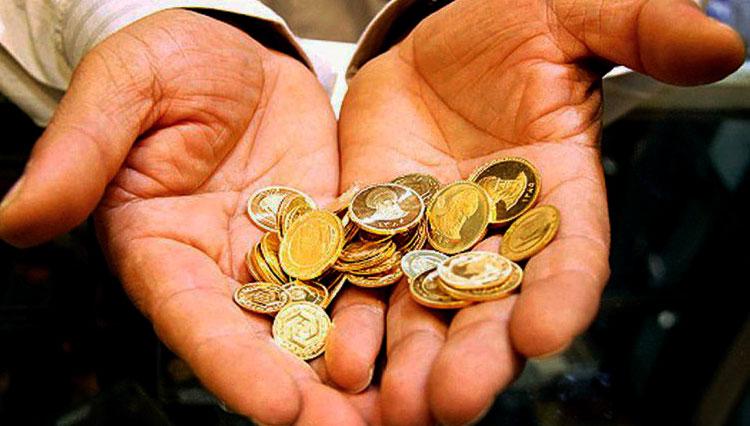 قیمت طلا و سکه در بازار امروز دوشنبه ۲۸ آبان ۹۷