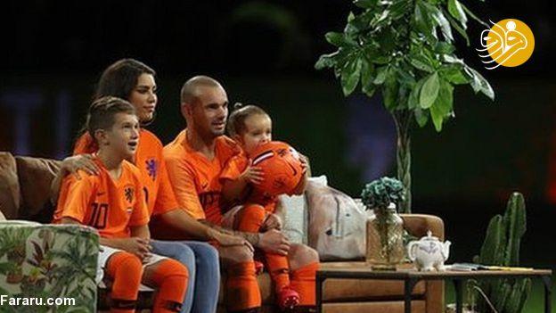 (تصاویر) اسطورههای فوتبال چگونه خداحافظی میکنند؟