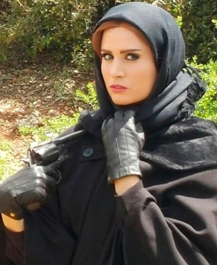 توضیح درباره ویدیوی جنجالی بازیگر لبنانی سریال حوالی پاییز