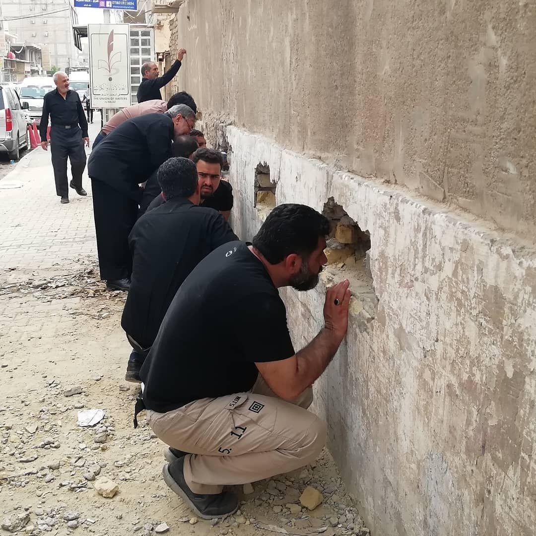 ماجرای توزیع ارز از سوراخهای دیوار در نجف!
